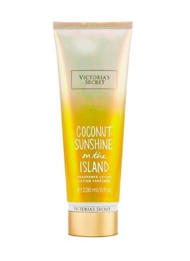Victoria's Secret Victoria Secret Coconut Sunshine On The Island Vücut Losyon 236Ml Renksiz